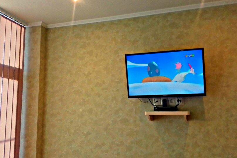 2-комн. квартира, 40 кв.м. на 4 человека, улица Рыбацкий Причал, 6, Севастополь - Фотография 5