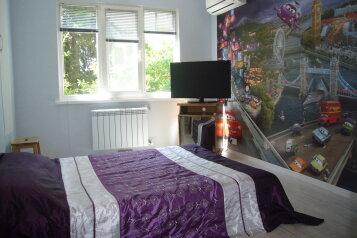 Дом 72м в трех уровнях на Игнатенко , 72 кв.м. на 6 человек, 3 спальни, улица Игнатенко, 8, Ялта - Фотография 1