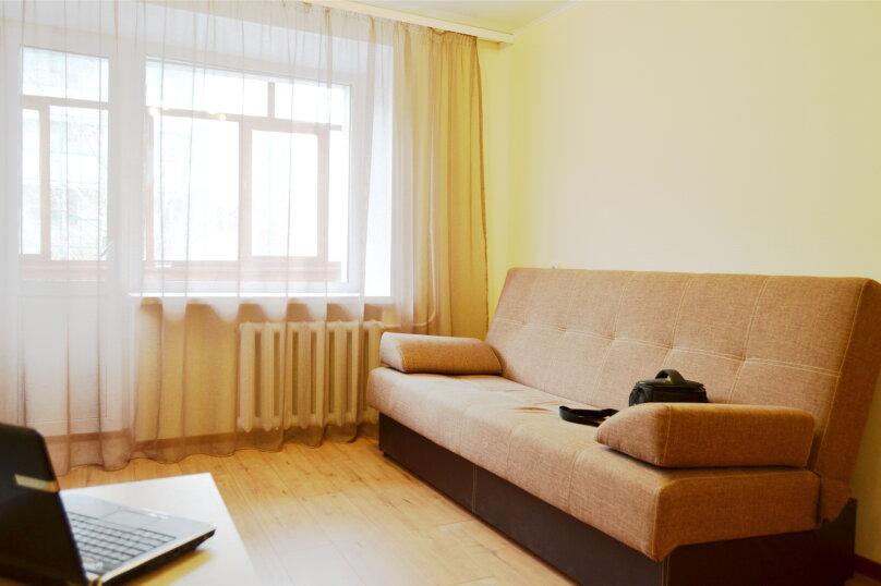 1-комн. квартира, 24 кв.м. на 2 человека, улица Пирогова, 7, Томск - Фотография 2