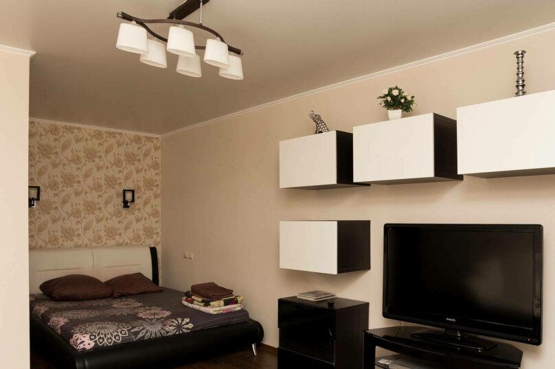1-комн. квартира, 40 кв.м. на 3 человека, улица Фатыха Амирхана, 85А, Казань - Фотография 14