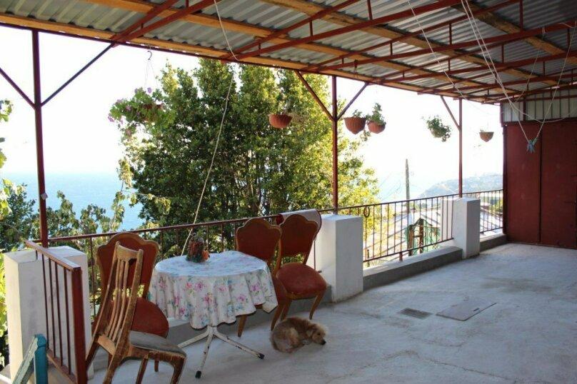 Сдам жильё в Алупке на 5 человек, 2 спальни, переулок Калинина, 10, Алупка - Фотография 5