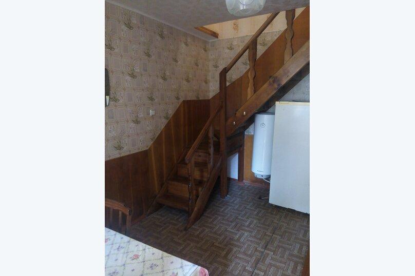 Коттедж, 28 кв.м. на 3 человека, 1 спальня, переулок Лукичева, 4, Евпатория - Фотография 6