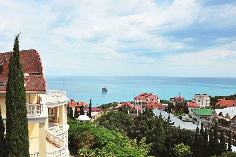 Двухкомнатный номер с балконом, Лименская, 5, Кацивели - Фотография 3