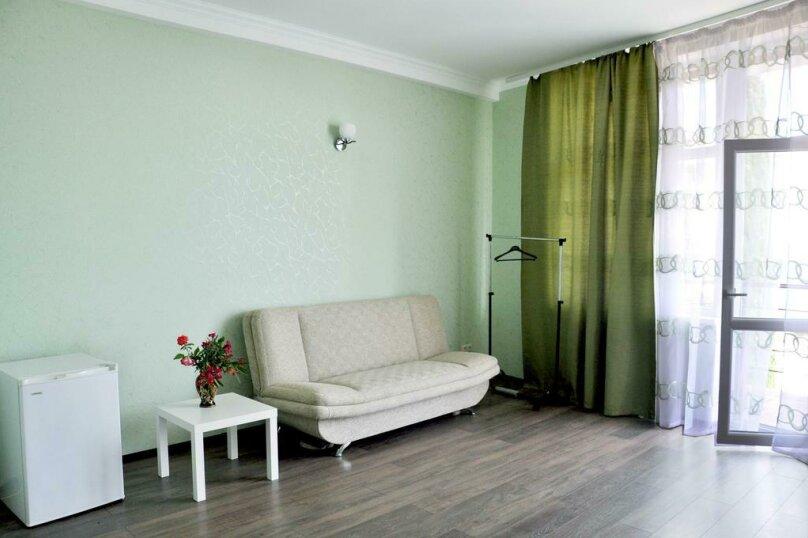 Номер Эконом с балконом, Лименская, 5, Кацивели - Фотография 1