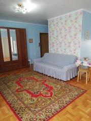 3-комн. квартира, 55 кв.м. на 6 человек, улица Тургенева, Анапа - Фотография 1