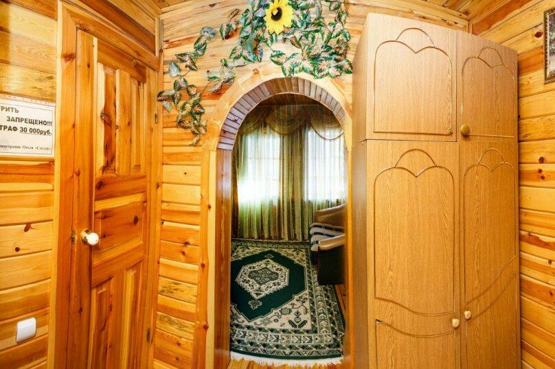 """Отель """"Стелла""""  Курорт Домбай, Карачаевская, 63 на 6 номеров - Фотография 32"""