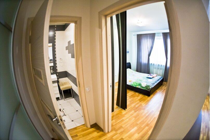 2-комн. квартира, 70 кв.м. на 4 человека, улица Гайдара, 13, Хабаровск - Фотография 7
