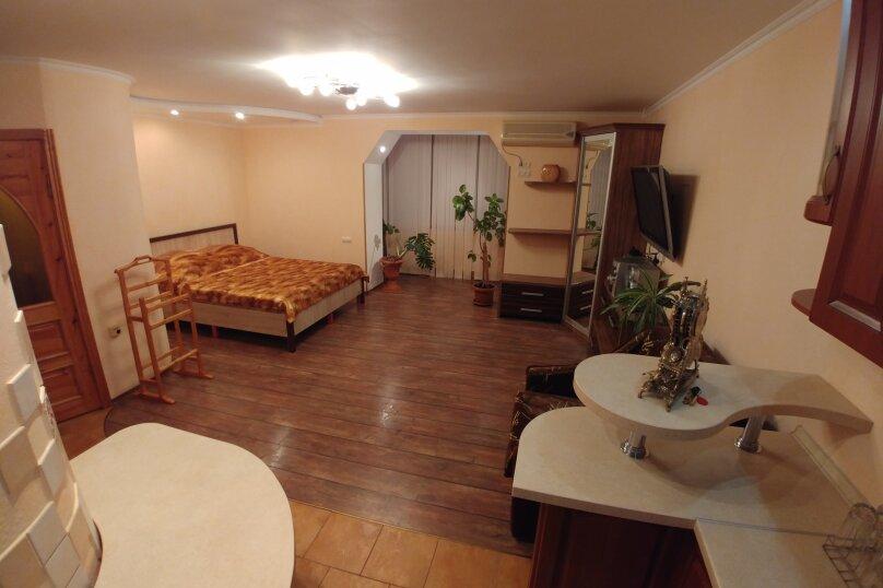 1-комн. квартира, 42 кв.м. на 3 человека, Айвазовского , 27, Судак - Фотография 5