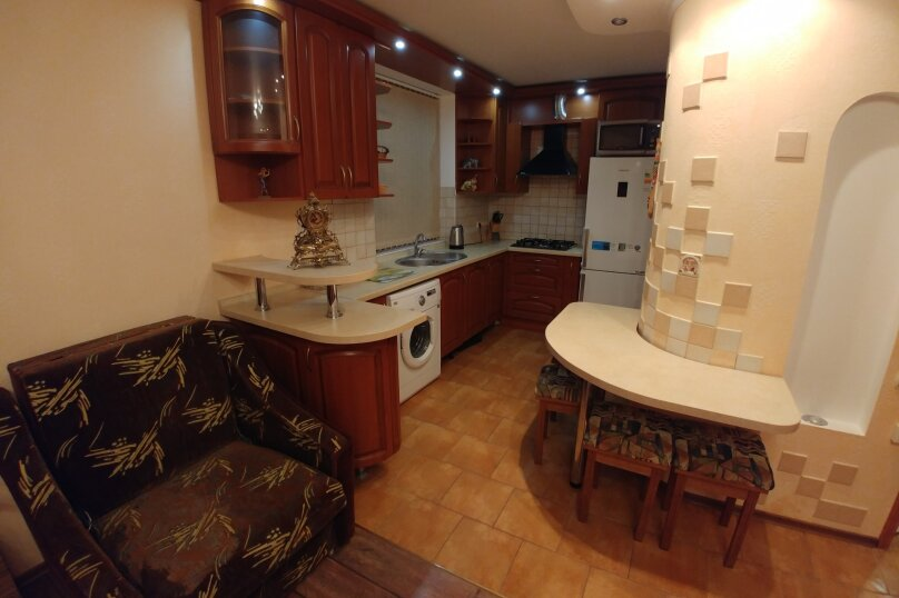 1-комн. квартира, 42 кв.м. на 3 человека, Айвазовского , 27, Судак - Фотография 8