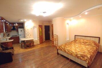 1-комн. квартира, 42 кв.м. на 3 человека, Айвазовского , 27, Судак - Фотография 1