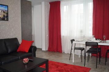 2-комн. квартира, 54 кв.м. на 4 человека, улица Закиева, 20к1, Казань - Фотография 3