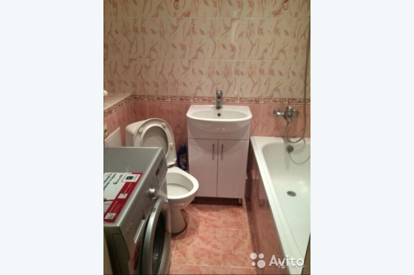 2-комн. квартира, 40 кв.м. на 4 человека, Молодёжный проспект, 8, Нижний Новгород - Фотография 4