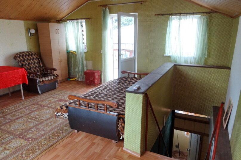 3-комн. квартира, 95 кв.м. на 6 человек, улица Владимира Луговского, 7, Симеиз - Фотография 2