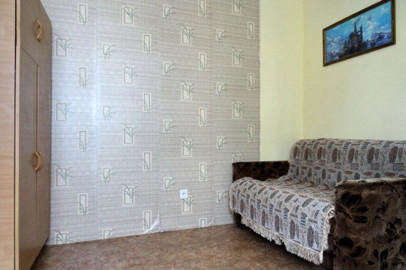 3-комн. квартира, 95 кв.м. на 6 человек, улица Владимира Луговского, 7, Симеиз - Фотография 4