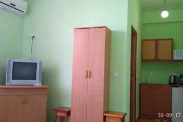 1-комн. квартира, 22 кв.м. на 3 человека, Сигнальная улица, Черноморское - Фотография 4