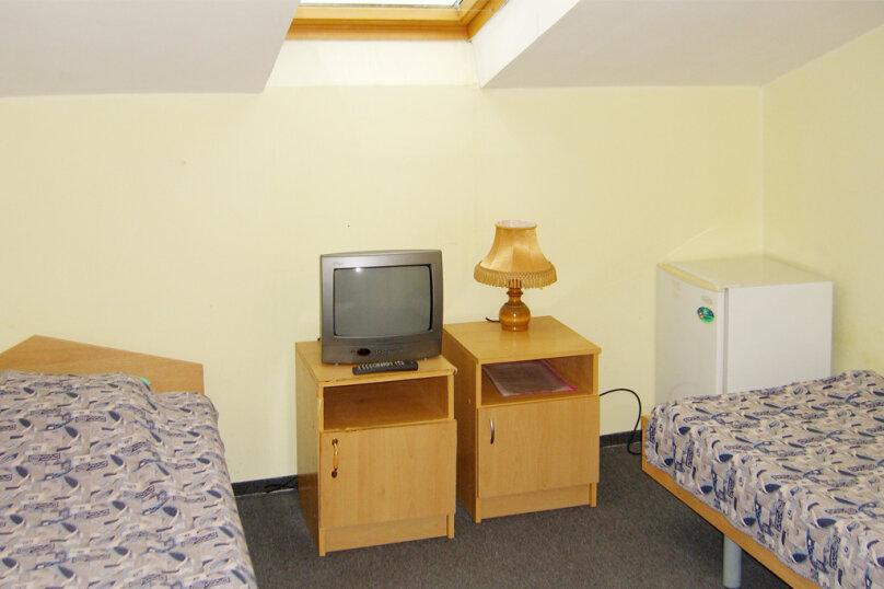 Гостиница Морская звезда, переулок Победы,  на 2 комнаты - Фотография 5