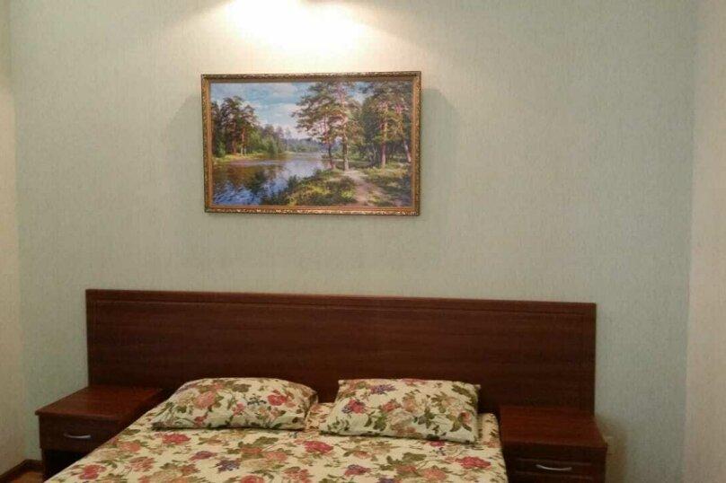 Двухместный номер с 1 кроватью или 2 отдельными кроватями + дополнительной кроватью, Каштановая улица, 19, Кабардинка - Фотография 1