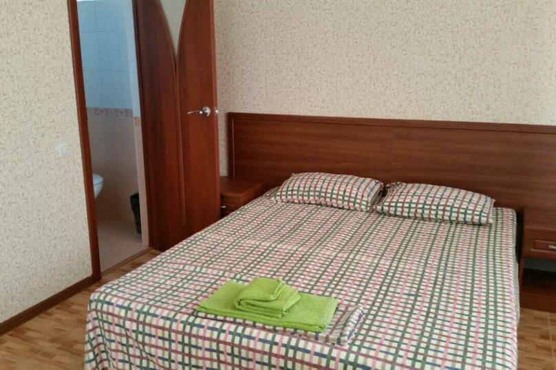 Двухместный номер с 1 кроватью или 2 отдельными кроватями + дополнительной кроватью, Каштановая улица, 19, Кабардинка - Фотография 4