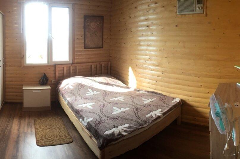 Дом у моря -----  со всеми удобствами 60 кв.м., 55 кв.м. на 5 человек, 2 спальни, Макопсе, ул. Греческая улица, 20, Лазаревское - Фотография 8