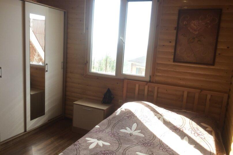 Дом у моря -----  со всеми удобствами 60 кв.м., 55 кв.м. на 5 человек, 2 спальни, Макопсе, ул. Греческая улица, 20, Лазаревское - Фотография 11