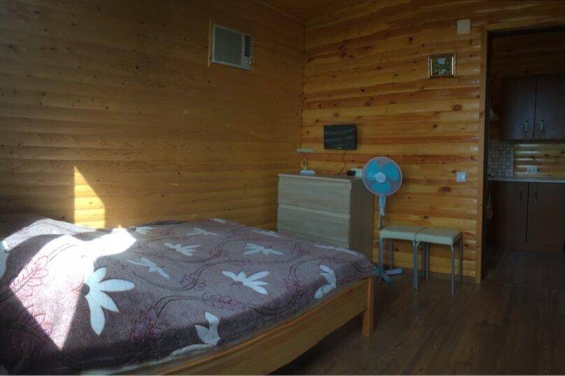 Дом у моря -----  со всеми удобствами 60 кв.м., 55 кв.м. на 5 человек, 2 спальни, Макопсе, ул. Греческая улица, 20, Лазаревское - Фотография 12