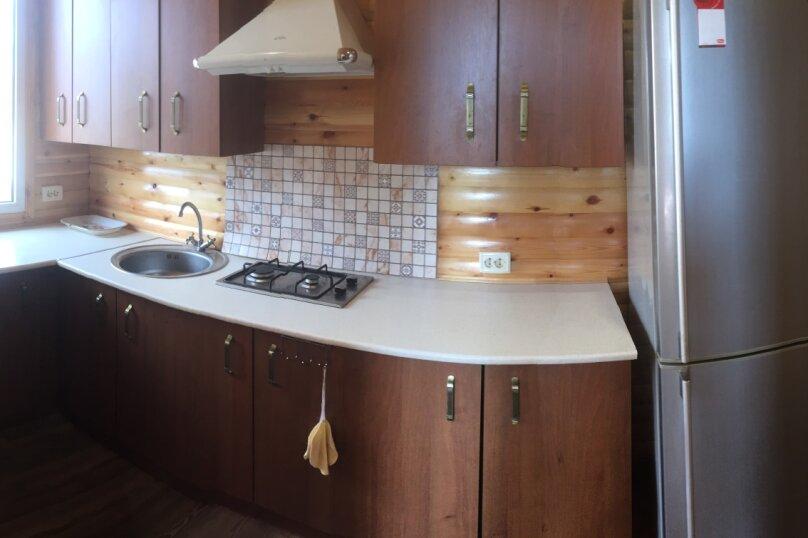 Дом у моря -----  со всеми удобствами 60 кв.м., 55 кв.м. на 5 человек, 2 спальни, Макопсе, ул. Греческая улица, 20, Лазаревское - Фотография 14