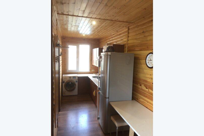 Дом у моря -----  со всеми удобствами 60 кв.м., 55 кв.м. на 5 человек, 2 спальни, Макопсе, ул. Греческая улица, 20, Лазаревское - Фотография 17