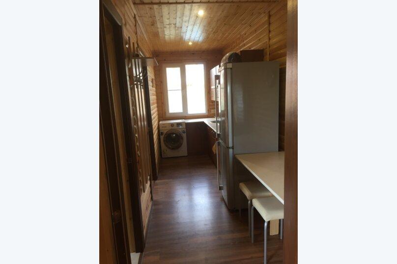Дом у моря -----  со всеми удобствами 60 кв.м., 55 кв.м. на 5 человек, 2 спальни, Макопсе, ул. Греческая улица, 20, Лазаревское - Фотография 18