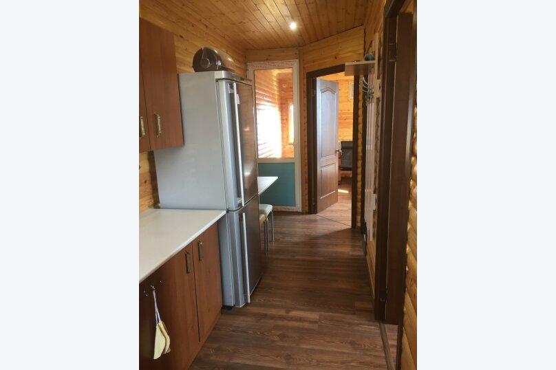 Дом у моря -----  со всеми удобствами 60 кв.м., 55 кв.м. на 5 человек, 2 спальни, Макопсе, ул. Греческая улица, 20, Лазаревское - Фотография 19
