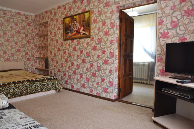2-комн. квартира, 40 кв.м. на 7 человек, улица Мира, 2, Геленджик - Фотография 6
