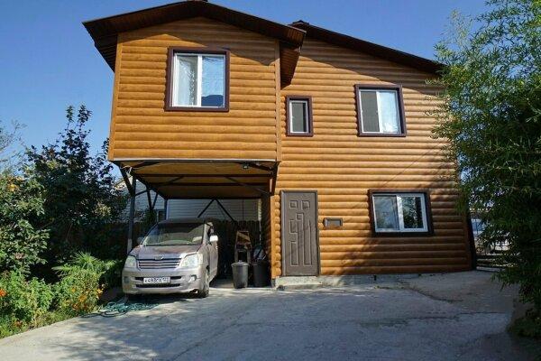 Дом у моря -----  со всеми удобствами 60 кв.м., 55 кв.м. на 5 человек, 2 спальни, Макопсе, ул. Греческая улица, 20, Лазаревское - Фотография 1