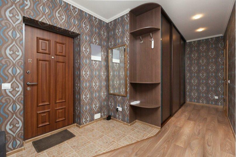 1-комн. квартира, 46 кв.м. на 4 человека, Мельничная улица, 83к3, Тюмень - Фотография 14
