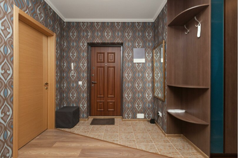 1-комн. квартира, 46 кв.м. на 4 человека, Мельничная улица, 83к3, Тюмень - Фотография 15