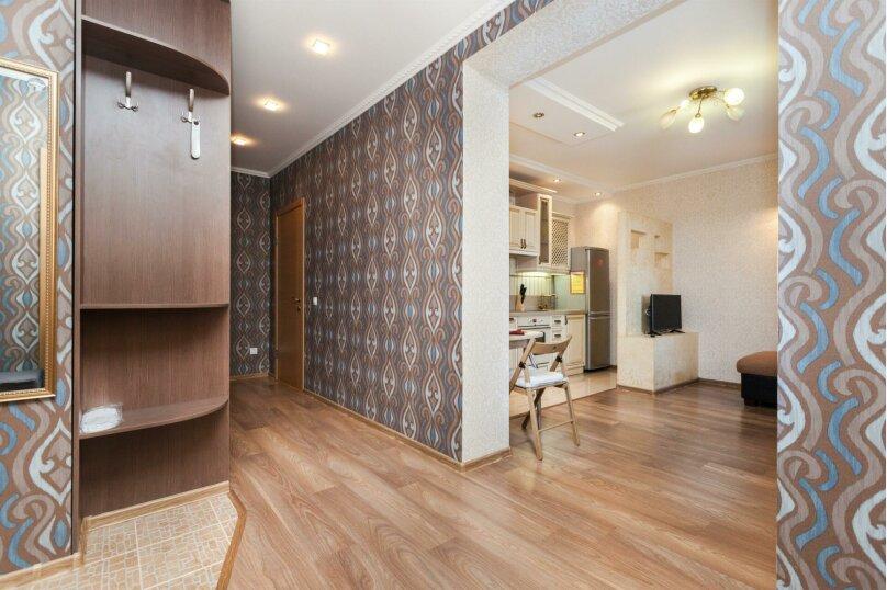 1-комн. квартира, 46 кв.м. на 4 человека, Мельничная улица, 83к3, Тюмень - Фотография 16