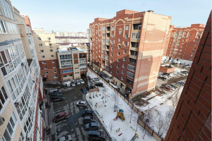 1-комн. квартира, 46 кв.м. на 4 человека, Мельничная улица, 83к3, Тюмень - Фотография 17