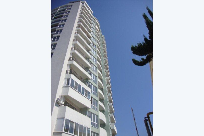 2-комн. квартира, 40 кв.м. на 5 человек, переулок Богдана Хмельницкого, 10, Адлер - Фотография 7