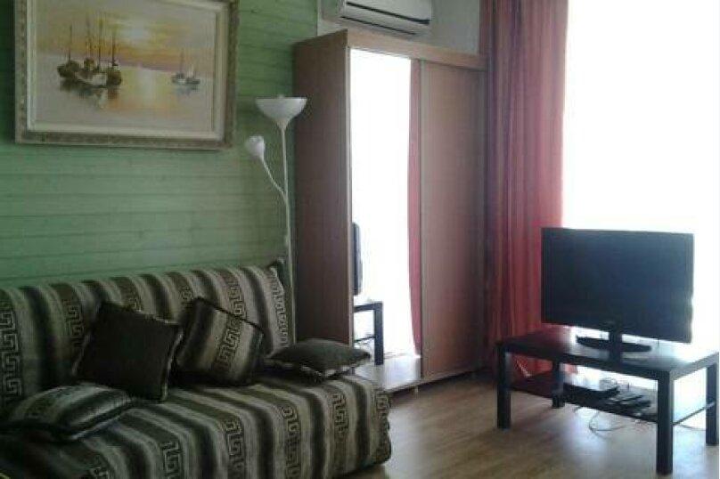 Люкс с террасой 2х комнатный №1-7, Школьная улица, 43, Архипо-Осиповка - Фотография 1