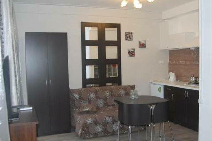 Студио семейный с кухней N8, Школьная улица, 43, Архипо-Осиповка - Фотография 1