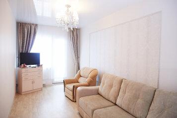 2-комн. квартира, 49 кв.м. на 5 человек, улица Чапаева, Петрозаводск - Фотография 2