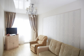 2-комн. квартира, 49 кв.м. на 5 человек, улица Чапаева, Петрозаводск - Фотография 3
