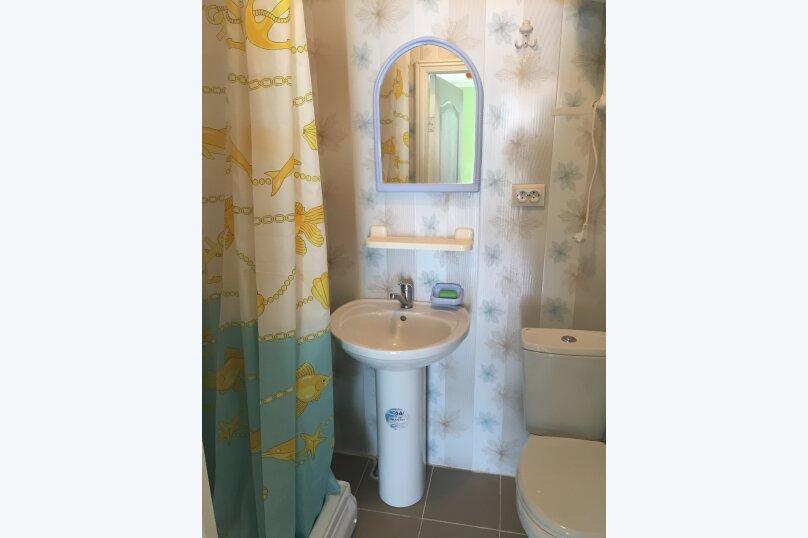 Домик, 40 кв.м. на 5 человек, 2 спальни, Октябрьская улица, 123, Ейск - Фотография 3