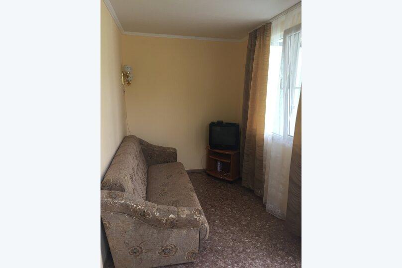 Домик, 40 кв.м. на 5 человек, 2 спальни, Октябрьская улица, 123, Ейск - Фотография 5