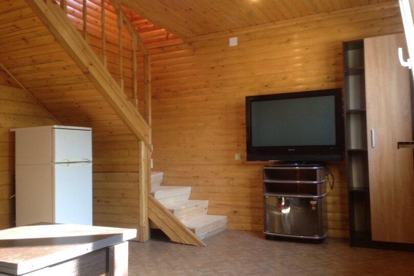 Дом у моря -----  со всеми удобствами 60 кв.м., 55 кв.м. на 5 человек, 2 спальни, Макопсе, ул. Греческая улица, 20, Лазаревское - Фотография 26