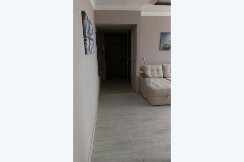 3-комн. квартира, 54 кв.м. на 6 человек, улица Гагарина, 5, Судак - Фотография 11