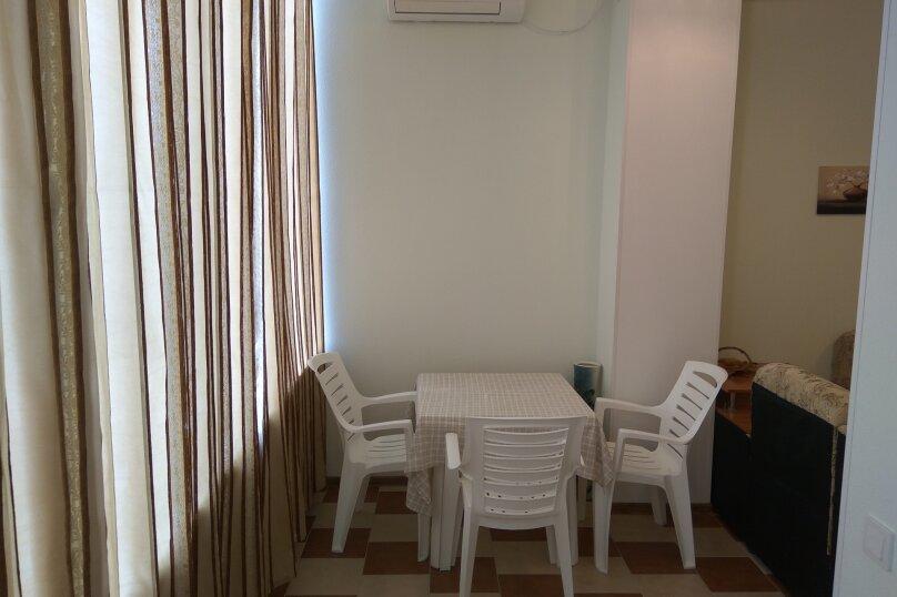 2-комн. квартира, 45 кв.м. на 4 человека, Приморская улица, 30А, Судак - Фотография 4