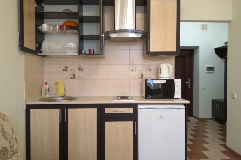 2-комн. квартира, 45 кв.м. на 4 человека, Приморская улица, 30А, Судак - Фотография 9