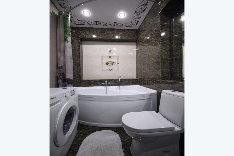 2-комн. квартира, 60 кв.м. на 4 человека, улица Лермонтова, 19А, Белгород - Фотография 8