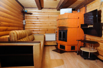 Пятиместный коттедж, 60 кв.м. на 5 человек, 1 спальня, Центральная, село Токкарлахти, Сортавала - Фотография 1