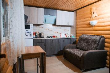 Трехместный коттедж, 24 кв.м. на 3 человека, 1 спальня, Центральная, село Токкарлахти, Сортавала - Фотография 2