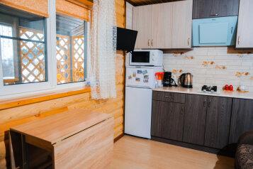 Трехместный коттедж, 24 кв.м. на 3 человека, 1 спальня, Центральная, село Токкарлахти, Сортавала - Фотография 3